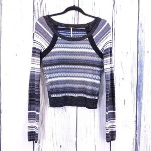 Free People Sweaters - Free People | Knit Scoop Neck Sweater